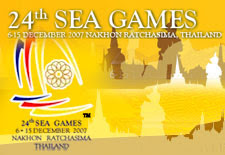 24th SEA Games Korat 2007