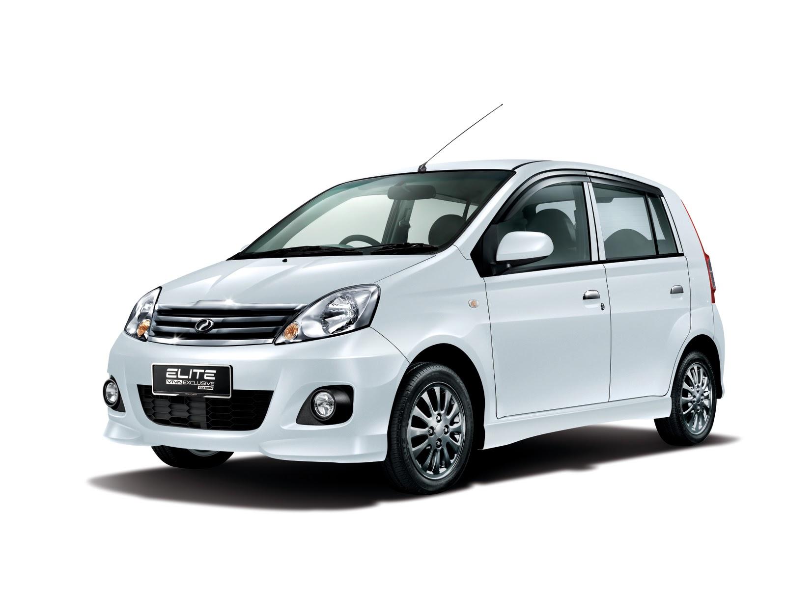 Harga Baru Perodua VIVA Setelah Diturunkan Harga RM5300