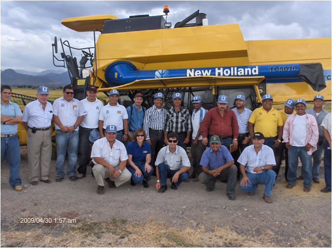 New Holland Agricultura