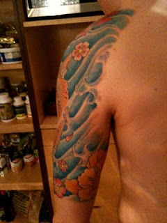 Japanese+oni+mask+tattoo+designs