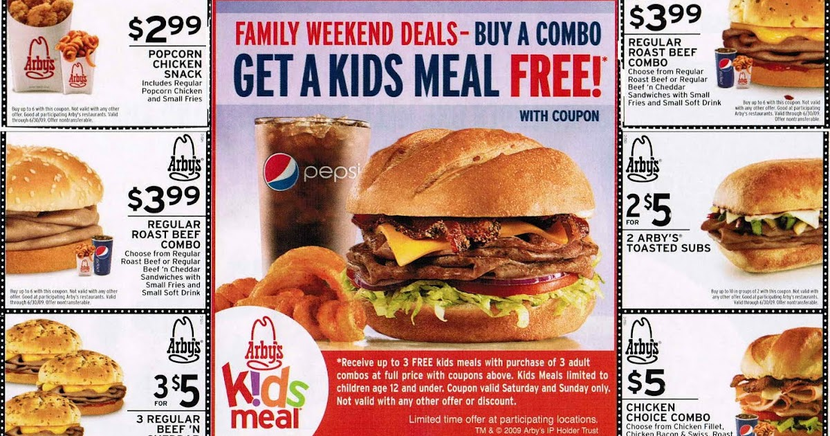 Never miss another coupon. Be the first to learn about new coupons and deals for popular brands like Arby's with the Coupon Sherpa weekly newsletters.