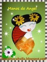 Mani d'angelo