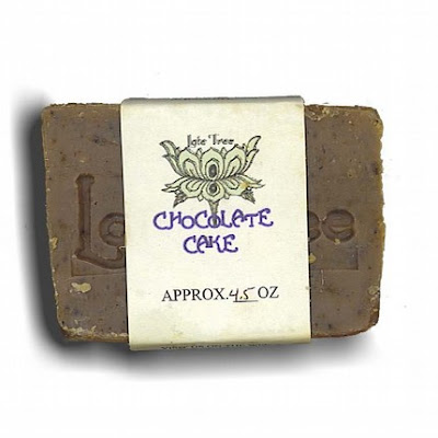 what is cake soap bleaching. Tree Chocolate Cake Soap