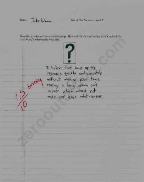 funnny thanksgiving essay anwer