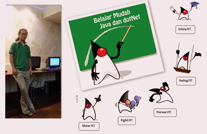 Belajar Mudah Java dan dotNET