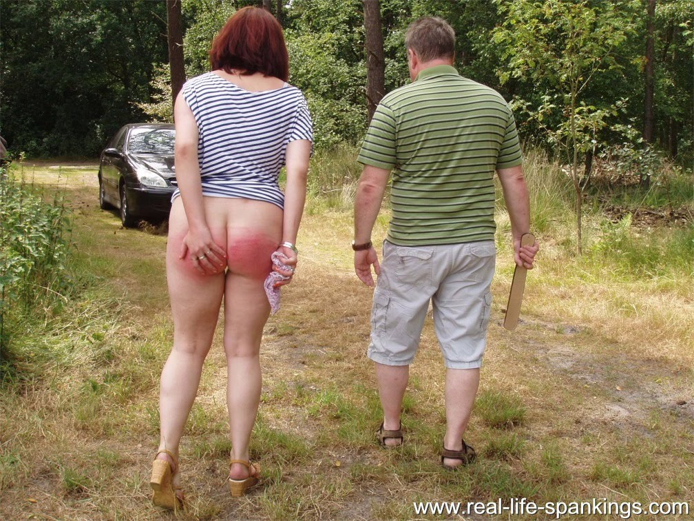 bottom gay outdoor