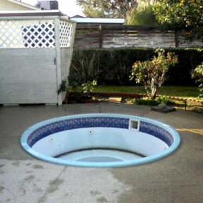 spa hot tub jacuzzi removal and disposal services in