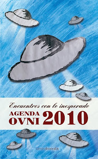 Encuentros con lo inesperado, Agenda ovni 2010 (agenda 2010)