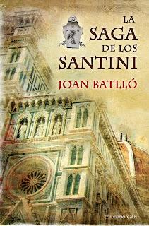 La Saga de los Santini, de Joan Batlló Salido