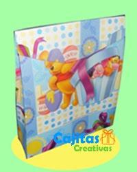 Caja Decorativa para Regalos con decoraciones para niños