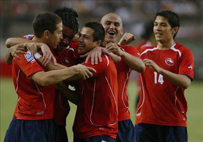 Chile vence a Trinidad y Tobago