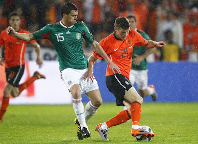 Holanda vencio a Mexico