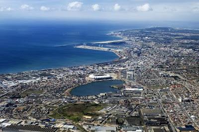 Puerto Elizabeth sede del Mundial