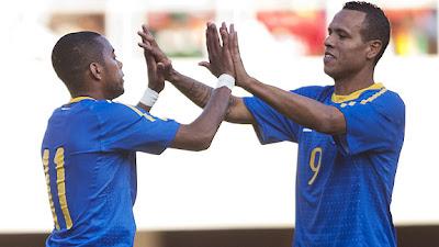 Brasil vencio a Zimbabwe