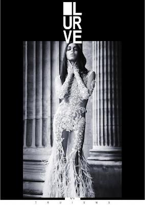 Lea T portada de Lurve