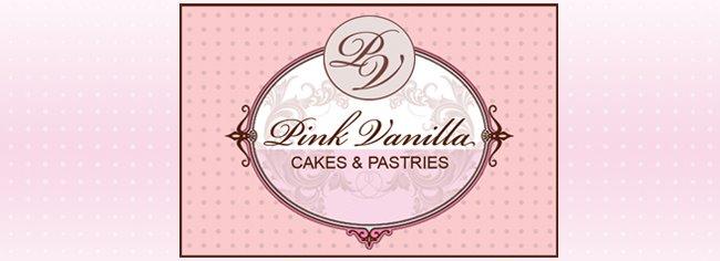 !   Pink Vanilla Cakes & Pastries  !
