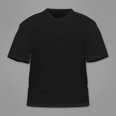 Shirts template black vector template free blank t shirt template
