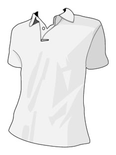 kaos polo t-shirt