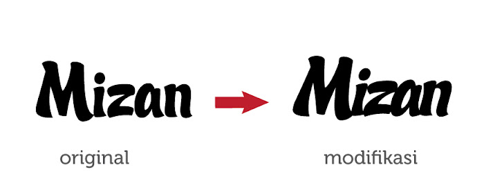 Logo Design Process : Mizan Bakery