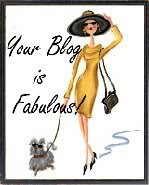 Your Blog is Fabulous !