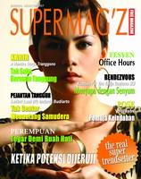 """COVER MAJALAH SUPERMAG""""Z"""