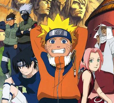 Masashi Kishomoto Naruto
