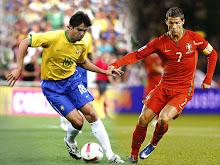 Kaká - Cristiano Ronaldo