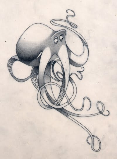 OCTOPUS ( Traditional ) :