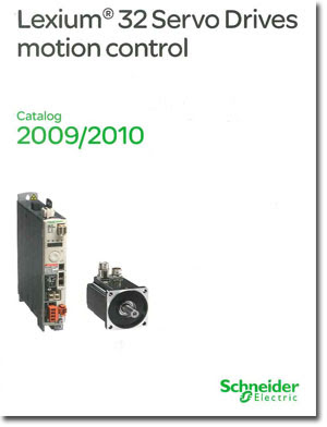 Engineering News: Schneider Electric Lexium 32 Servo Drives Catalog