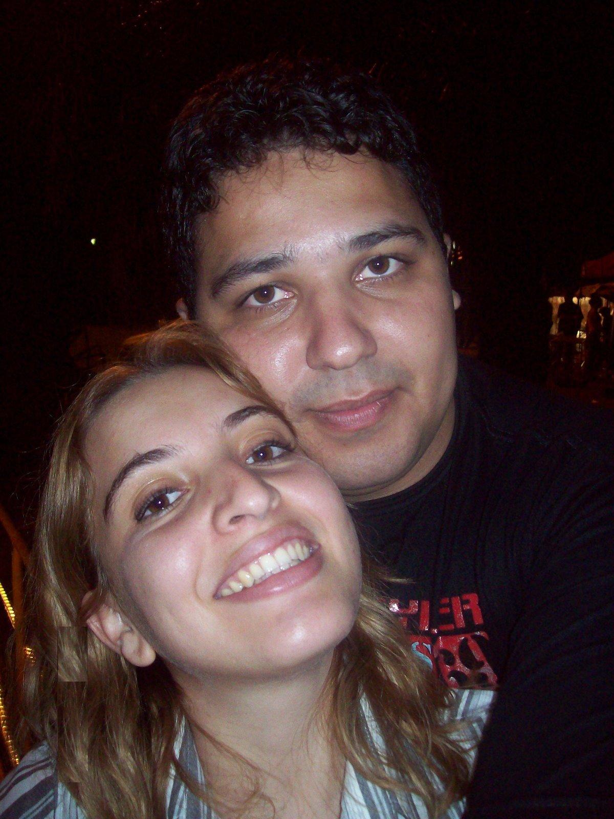 Iliana e Pedrinho...