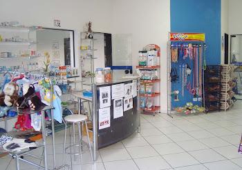 Pet Shop com diversificação de produtos e marcas