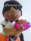 Arte hecho por manos bolivianas