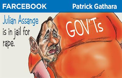 Gathara 39 s world december 2010 for Farcical books