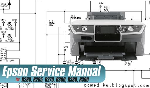 Manual for epson photo r270 r265 printer