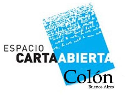Carta Abierta Colón