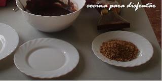 TRUFAS DE CHOCOLATE AL COÑAC