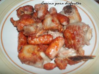 receta ARROZ MAR Y MONTAÑA