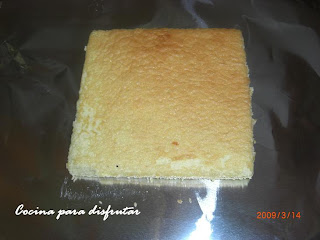 receta MINI PASTEL DE FRESAS Y PETITSUIS