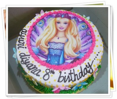 KELAS DECO BUTTERCREAM CAKE