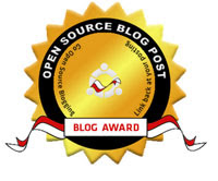 open source blogspot award