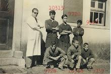Escola de Relojoaria - Mestre Sutter -1955