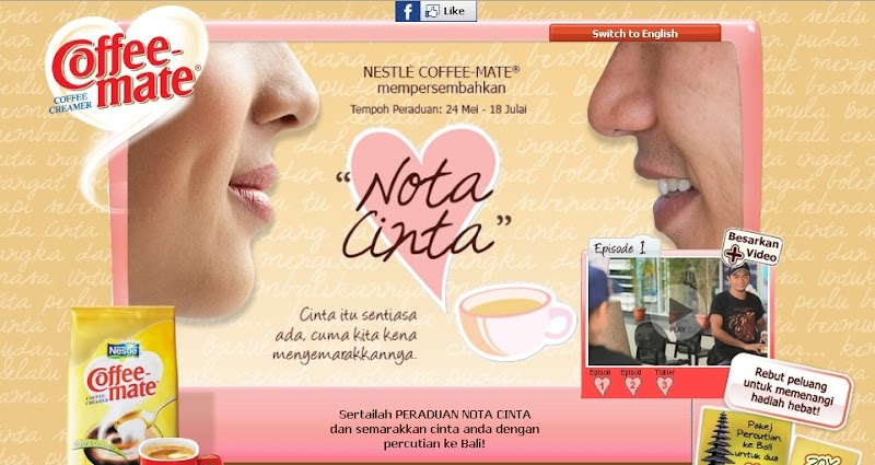 ✿Honey~Nota Cinta✿