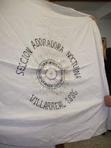 bandera de la sección de vila-real