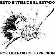 NO A LA CENSURA. ESTA ES LA INTENCIÓN DE LA LEY MORDAZA EN ECUADOR.