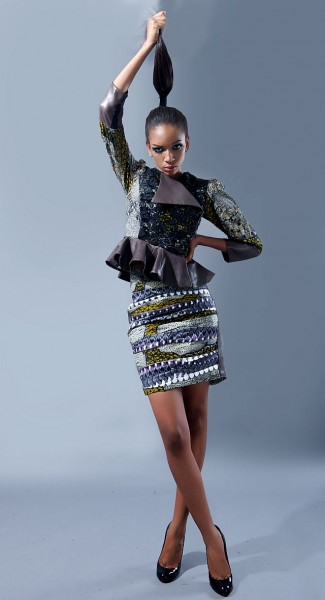 ewel by Lisa Autumn Winter 2010/11 collection #nigeriandesigner #africandesigners