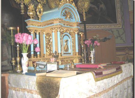 Biserica si slujba