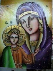 """Hramul bisericii este """"Naşterea Maicii Domnului"""""""