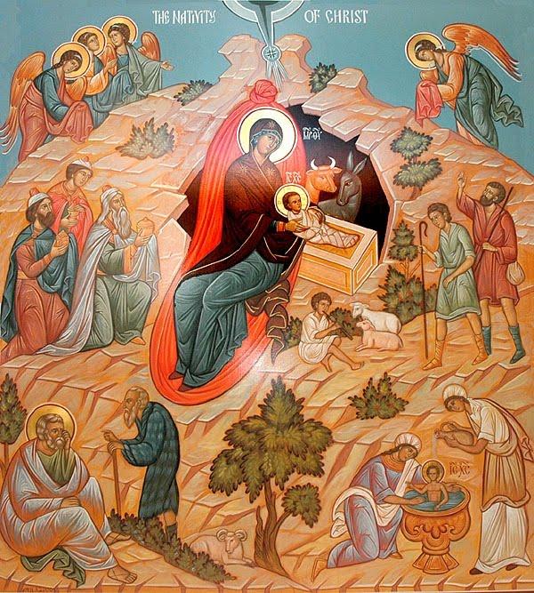 Naşterea Domnului nostru Iisus Hristos