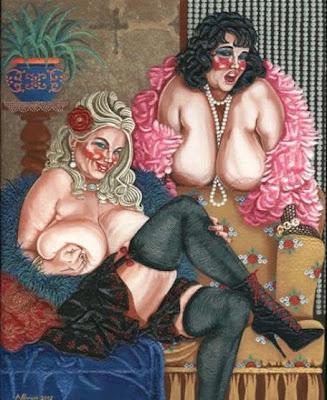 sinonimos de adulacion pintor prostitutas