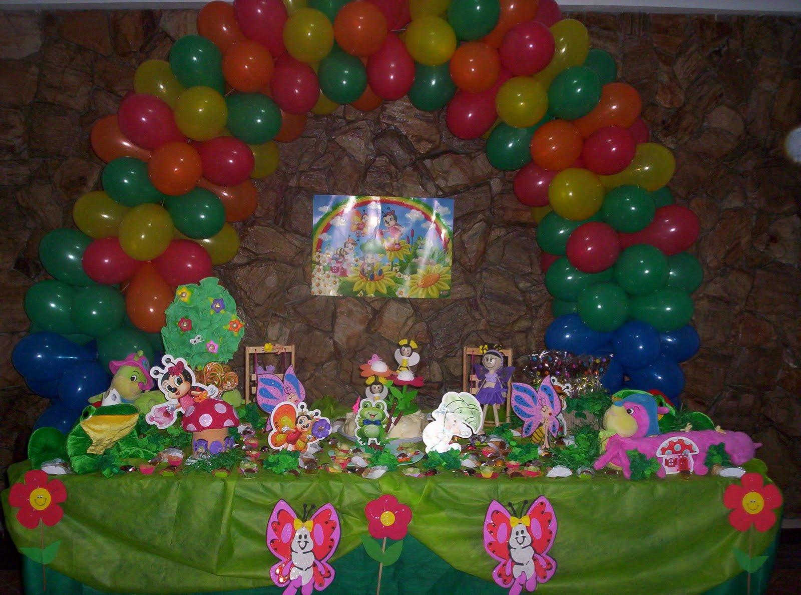 decoracao de aniversario jardim encantado : decoracao de aniversario jardim encantado:ENCANTARTE CULINARIA E ARTE: DECORAÇÃO JARDIM ENCANTADO